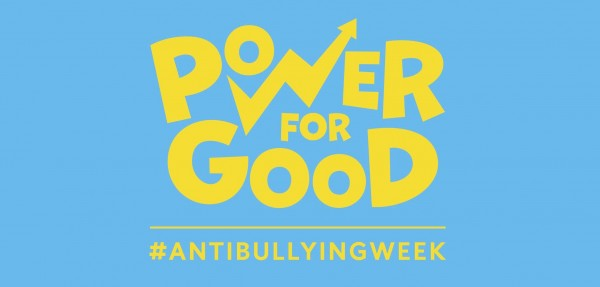 Use your Power For Good this Anti-Bullying week