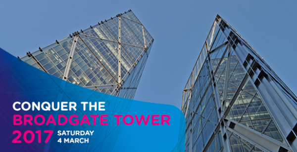 Conquer the Broadgate Tower!