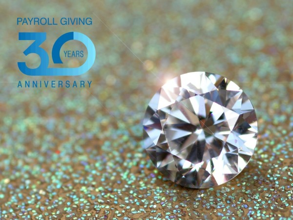 New Diamond award for 30% employee participation
