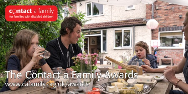 Nominate a Family Champion in the Contact a Family awards