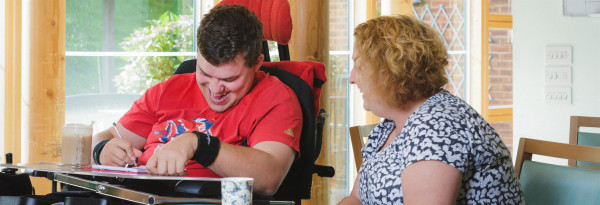 Mencap share an insight into Employment challenges supported by Payroll Giving