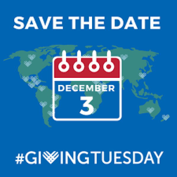Payroll Giving Tuesday 3rd December 2019