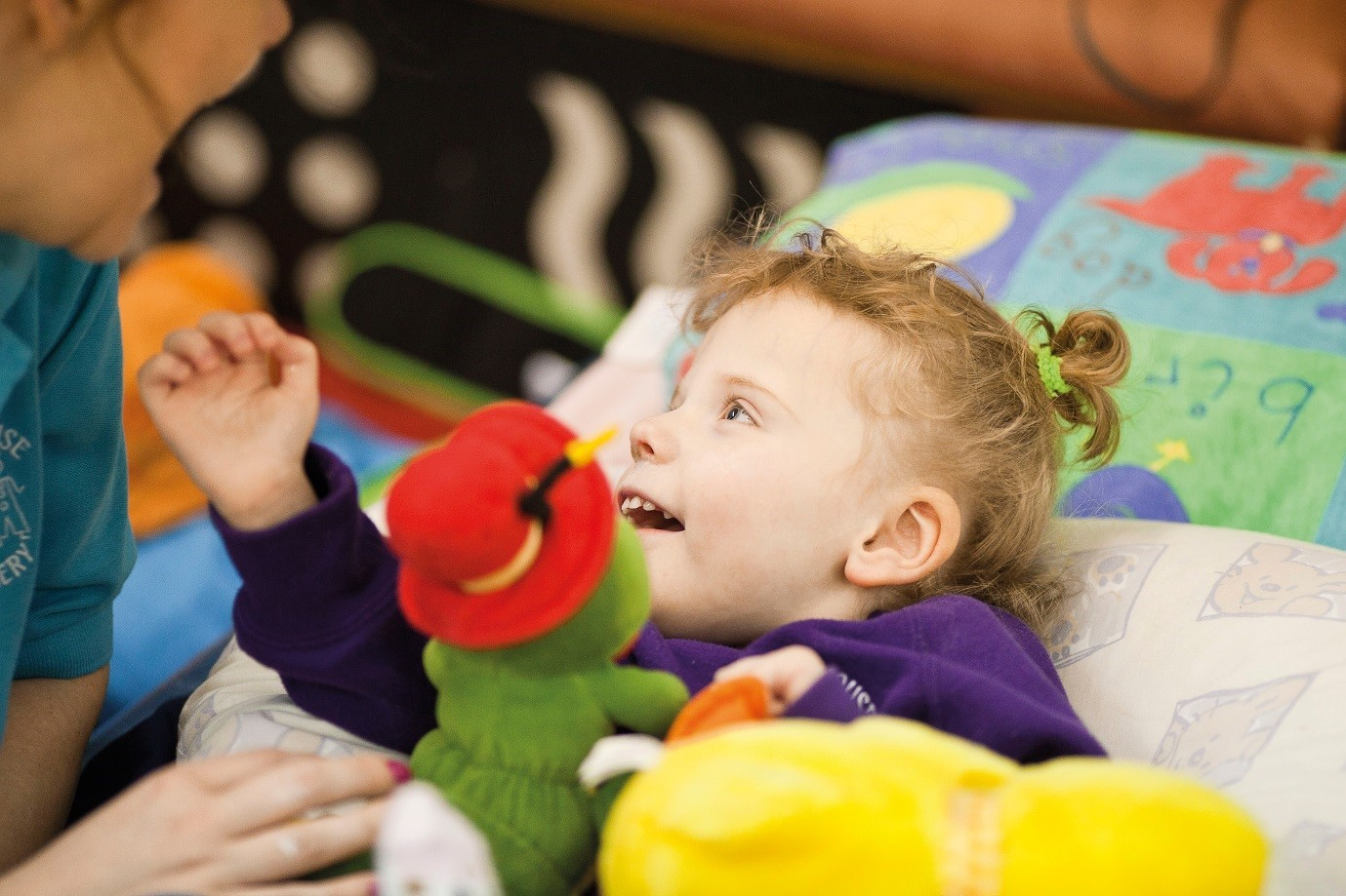 MENCAP - Supporting children with a learning disability right from the start
