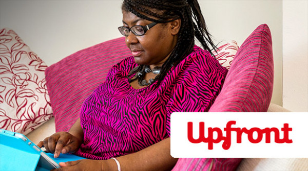 Get straight to the information you need with Upfront - Carers UK free online tool supported by Payroll Giving